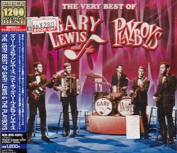 Gary Lewis & The Playboys CD The Very Best of Gary Lewis & The Playboys.jpg